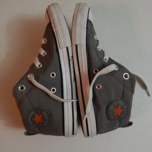 Converse All Star Juniors' Size 3 Sneakers